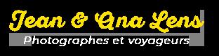 Jean & Ana LENS - Photographes de Voyage logo